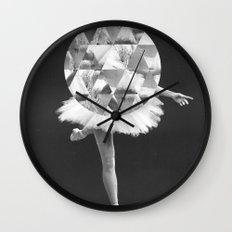Dancing in Circles Wall Clock