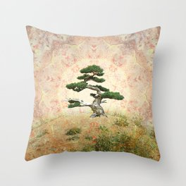 Bansai Throw Pillow