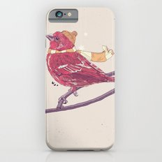 Winter Finch Slim Case iPhone 6s
