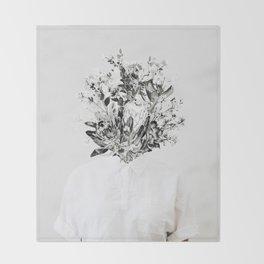 You always spring to mind Throw Blanket