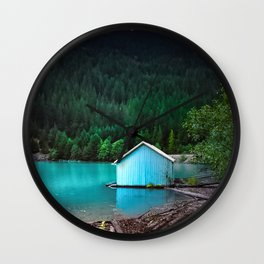 Crystal Waters Wall Clock