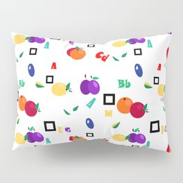 Orchard, fruit Pillow Sham