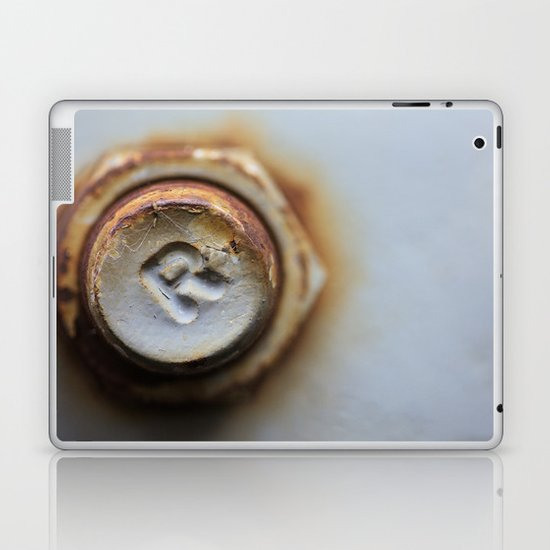 R Bolted Laptop & iPad Skin