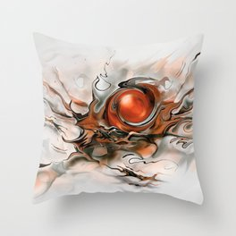 Abstraktus 6.1  Throw Pillow
