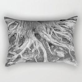 Tree Roots Rectangular Pillow