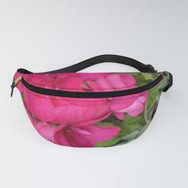Pinkest flower No-Edit Fanny Pack