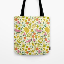 Fruit Mix Tote Bag