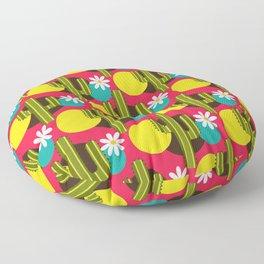 Mexican cactus Floor Pillow