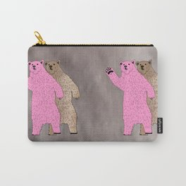 Build A Bigger Bear, Catch a Load of Salmon Carry-All Pouch