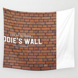 Eddie's Wall Wall Tapestry