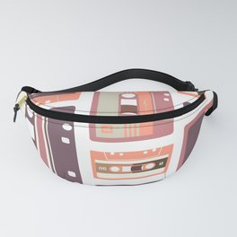 Life is a mixtape - Summer Copper Collection Fanny Pack