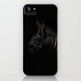 The Forlorn Beast iPhone Case