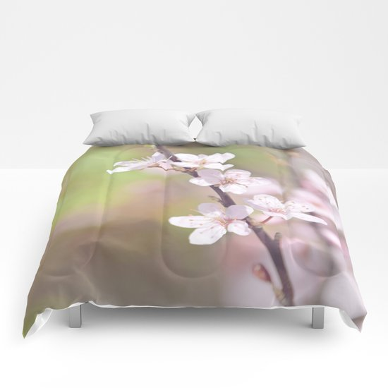 Fairytale Cherry Blossom Comforters