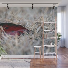 Fall Solitude Wall Mural