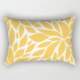 Bloom - Butterscotch Rectangular Pillow