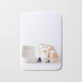 Egg Carton Bath Mat