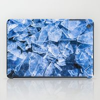 ice iPad Cases featuring Ice by digital2real