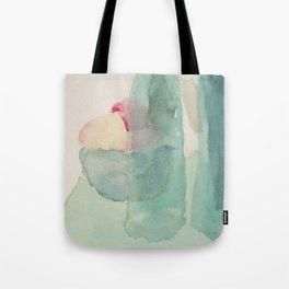 Transparencies with Fruit Tote Bag