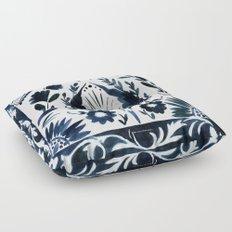 Nadia Flower Floor Pillow