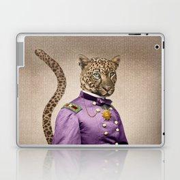 Grand Viceroy Leopold Leopard Laptop & iPad Skin