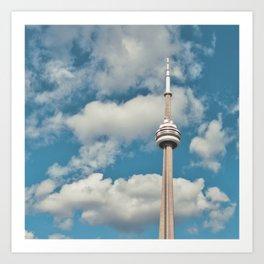 CN Tower... Art Print
