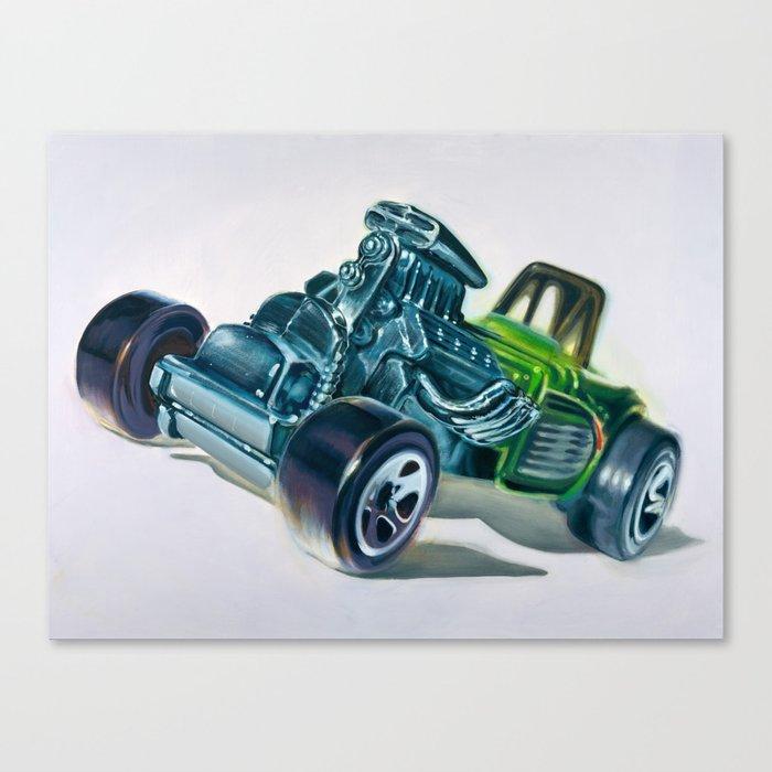 Hotwheels Canvas Print