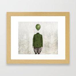The Soldier - #3 Framed Art Print