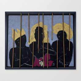 Free Kings Canvas Print