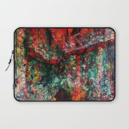 Deep Shiva Lingam-Rupture Laptop Sleeve