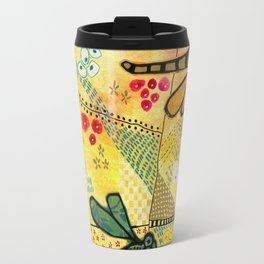 Flight of the Dragonfly Travel Mug