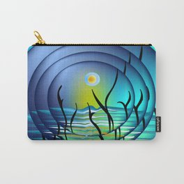 """""""Seaside Unending"""" Carry-All Pouch"""