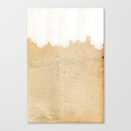 The Scope Canvas Print