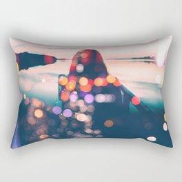 WILD FACE 03 Rectangular Pillow