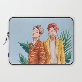 BTS Jungkook and Jimin Laptop Sleeve