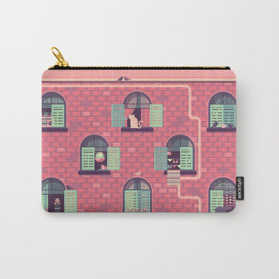 Neighborhood Carry-All Pouch