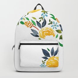 Yellow roses of Texas Backpack