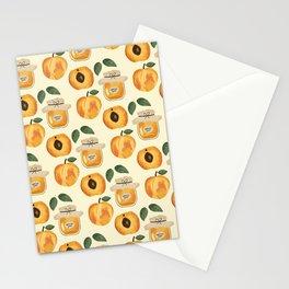 Apricot Jam Stationery Cards