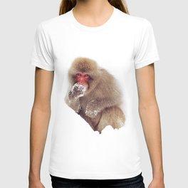 Snow Eater - Snow Monkey T-shirt