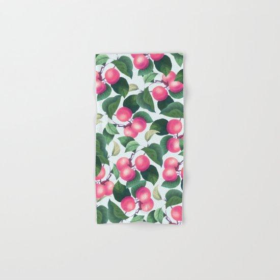 Tropical Fruit V2 #society6 #decor #buyart Hand & Bath Towel