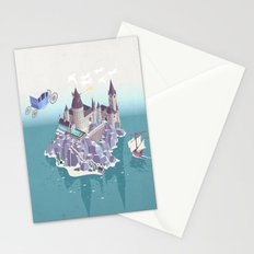 Hogwarts series (year 4: the Goblet of Fire) Stationery Cards