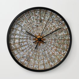 Artistic Ceiling Wall Clock