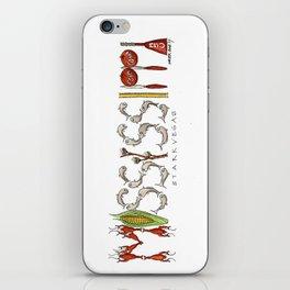 StarkVegas - Mississippi State iPhone Skin