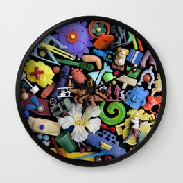 Gift from the sea, uno Wall Clock