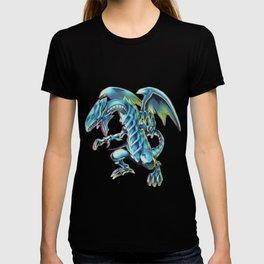 Blue Eyes White Dragon Yu-gi-oh T-shirt