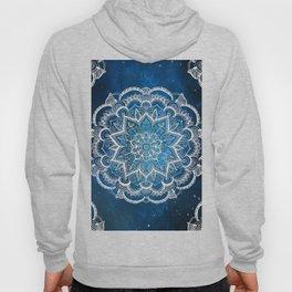 Mandala into Galactic stars Hoody