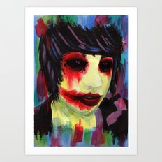 Infectious Art Print