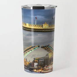 Tower Bridge and the Dixie Queen Travel Mug
