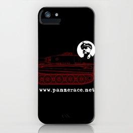 Michael Wittmann Panzer Ace 222 Villers Bocage Black iPhone Case