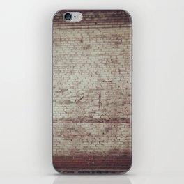 Brick Texture iPhone Skin