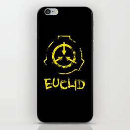 SCP Foundation: Euclid iPhone Skin